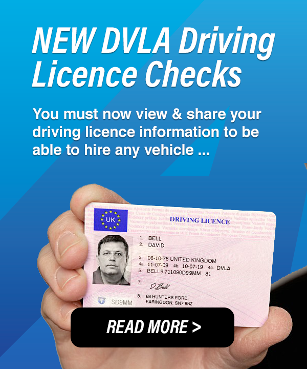 Check your driver's licence with the DVLA