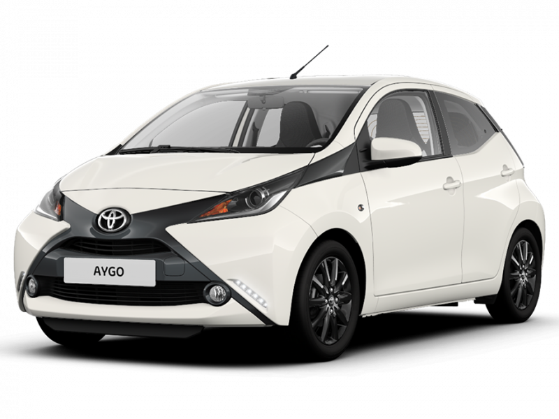 Toyota Aygo/ Nissan Micra Car Hire Deals