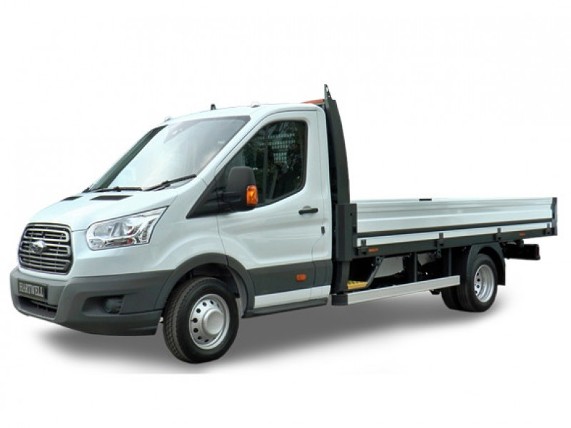 Ford Transit Dropside Car Hire Deals